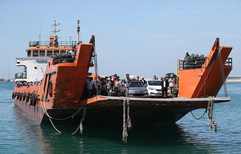 ممنوعیت ورود خودرو ساکنان و گردشگران به کیش نوروز 1400