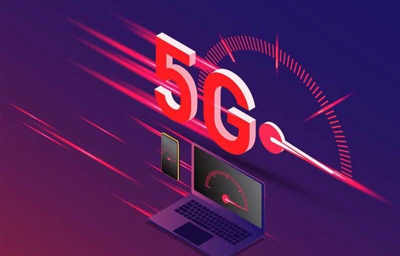 اینترنت 5G به کیش هم رسید