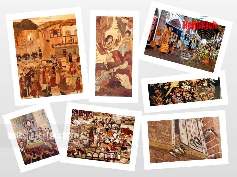 نمایشگاه دایمی کیومرث صیاد